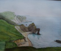 Durdle Door '89
