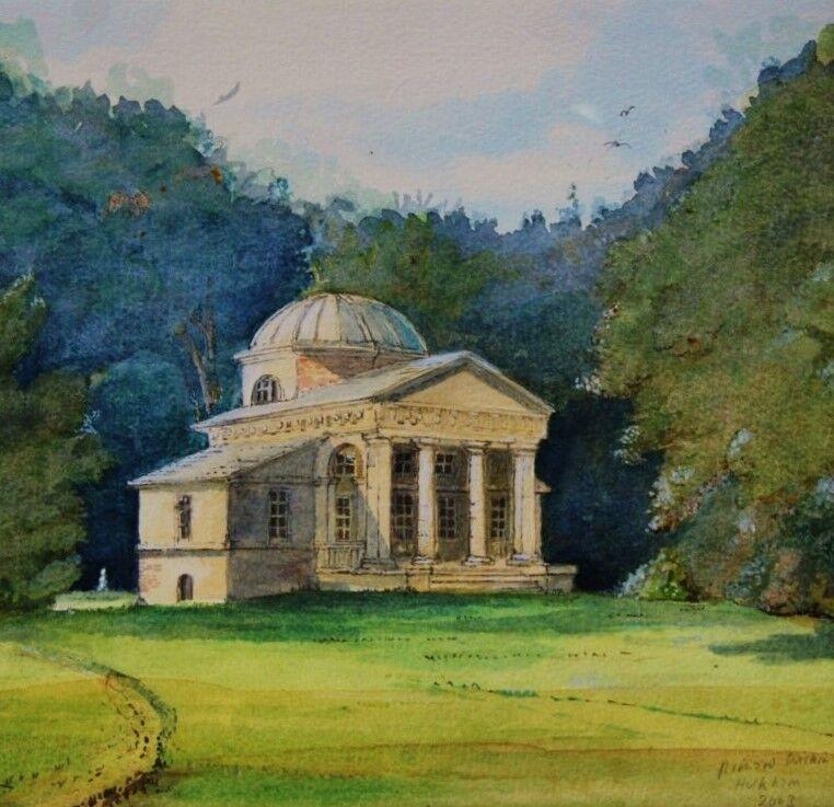 The  Temple Holkham Norfolk