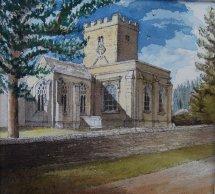 North Leigh Church