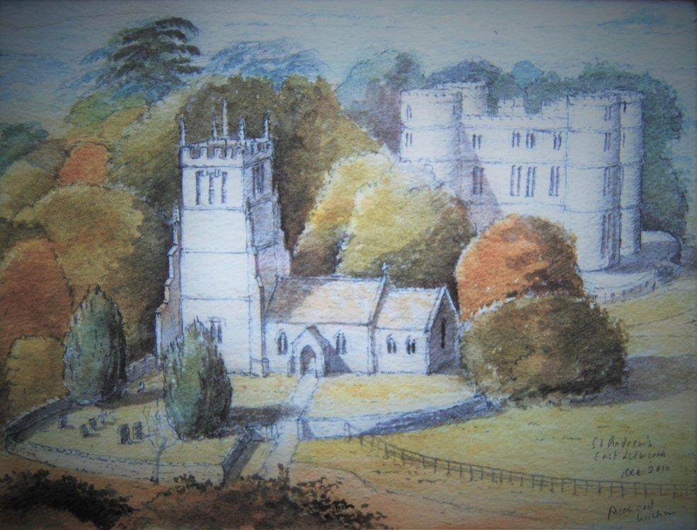 St Andrew's East Lulworth