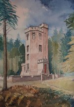 The China Tower Bicton Devon