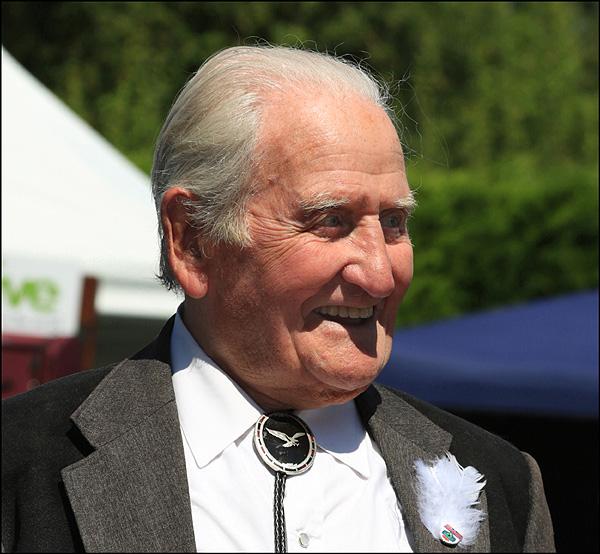 Norman Dewis OBE