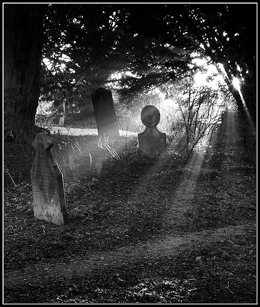 St. Kenelms graveyard