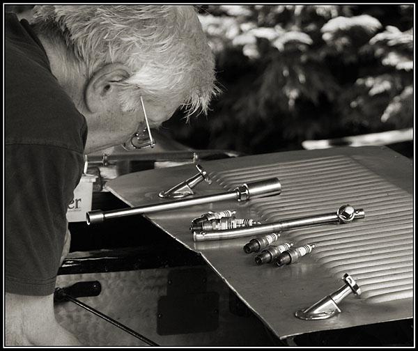 Vintage tuning