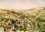 Ragusa view.