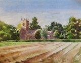 Thranderston Church, Suffolk