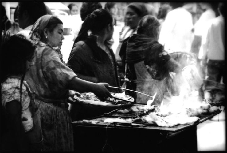 Market Cooking