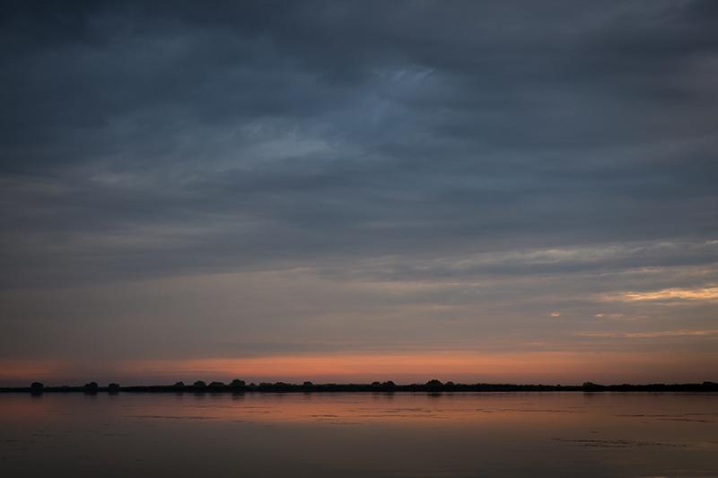 Danube Delta Dawn