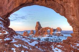 Utah and Arizona's Canyon Country