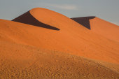 Namib Dunes at sunset