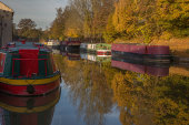 Kennet and Avon canal, Devizes