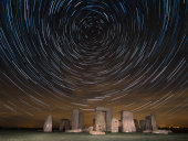 Stonehenge under the Stars