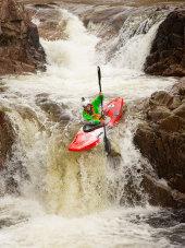 River Etive Falls