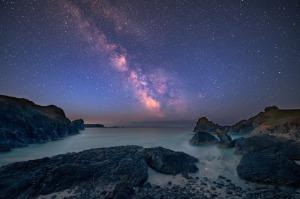 Milky Way and Cornwall Coast<br>27 April to 2 May 2022