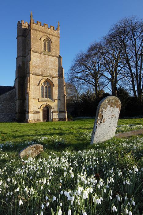 Winterbourne Bassett Church
