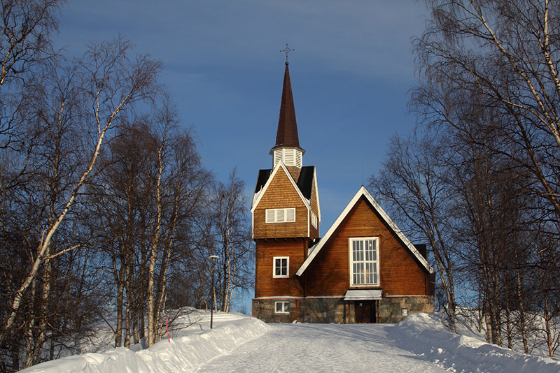 Karesuanto Church