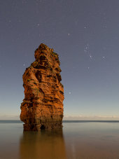 Orion and Ladram Bay