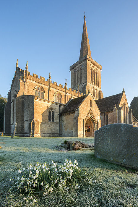 St Mary the Virgin Church, Bishops Cannings