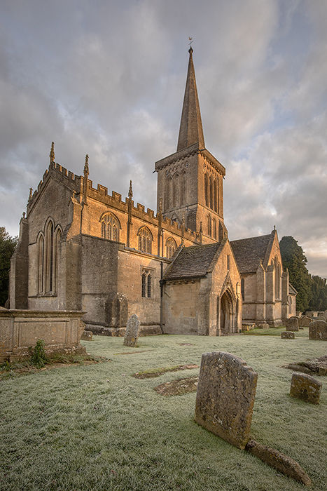 Bishops Cannings Church