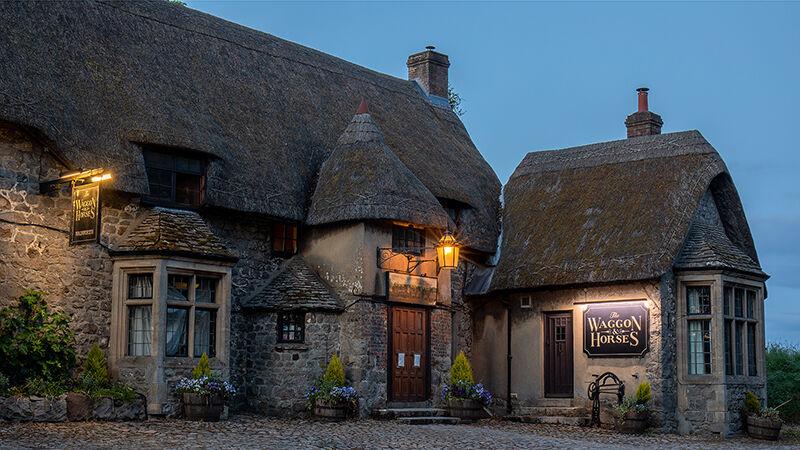 Waggon and Horses Pub, Beckhampton