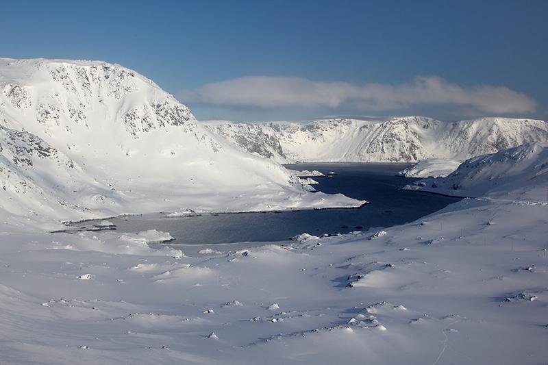 Fjord, Nordkapp