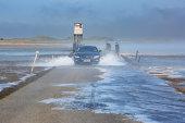 Causeway to Lindisfarne