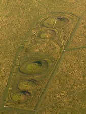 Round barrows, Stonehenge