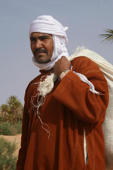 Berber man
