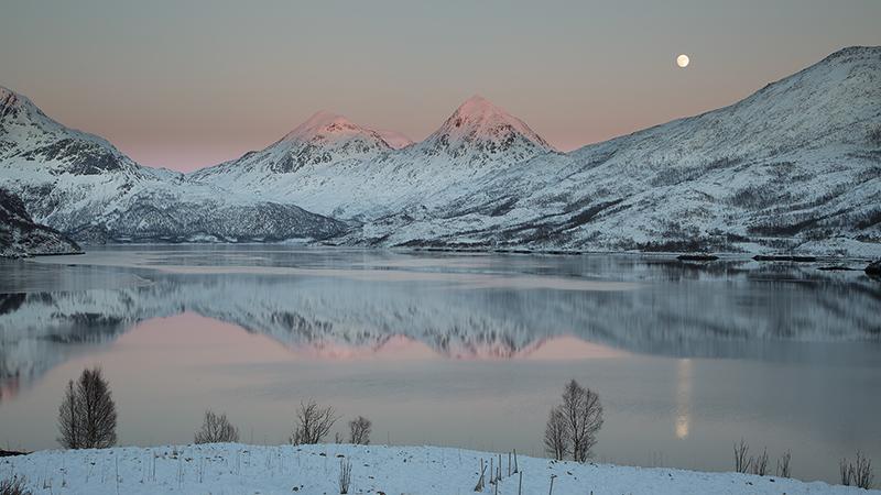 Snow Moon, Oks Fjord