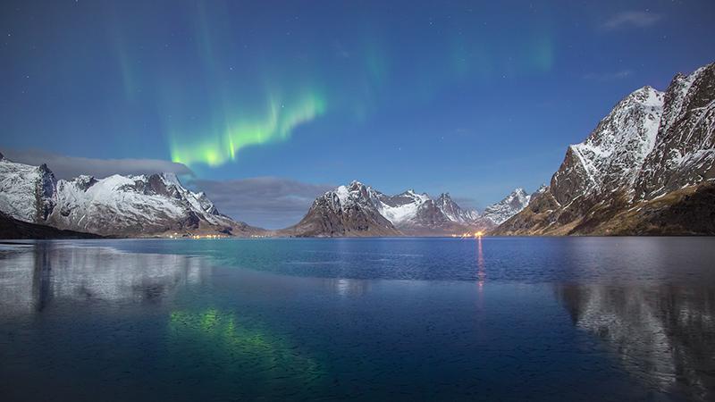 Aurora, Kjerk Fjord