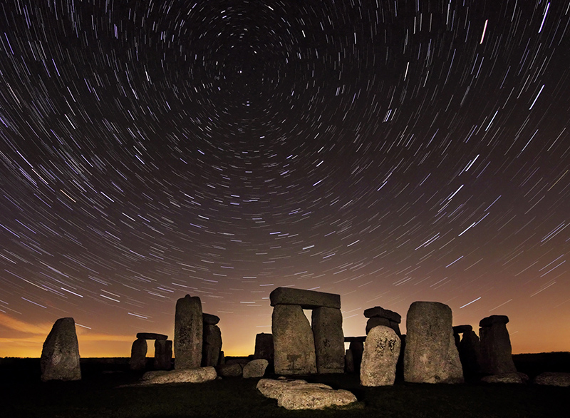 Stonehenge Under the Stars