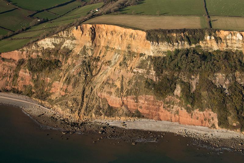 Branscombe Cliffs