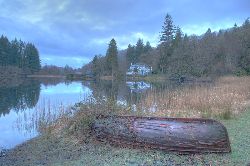 Milton Basin, Loch Ard