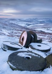 Millstones, Stanage Edge