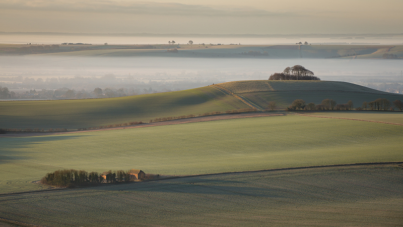 Woodborough Hill, Vale of Pewsey