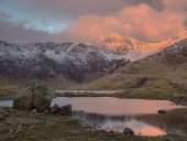 Snowdon at dawn