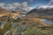 Ogwen Valley and Cwm Idwal