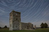 Star Trails, Knowlton Church