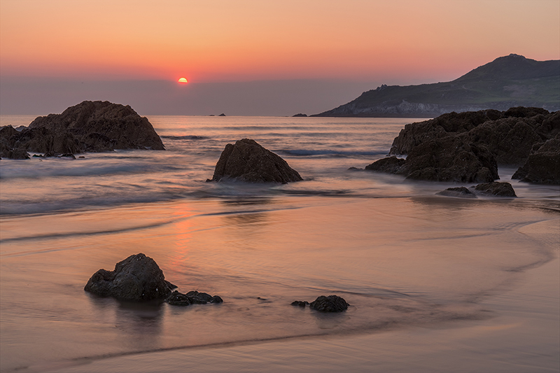 Combesgate Beach