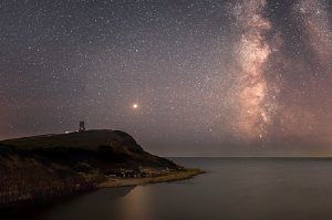 Milky Way and Jurassic Coast<br>3 to 6 August 2021<br>7 to 10 August 2021<br>11 to 14 August 2021