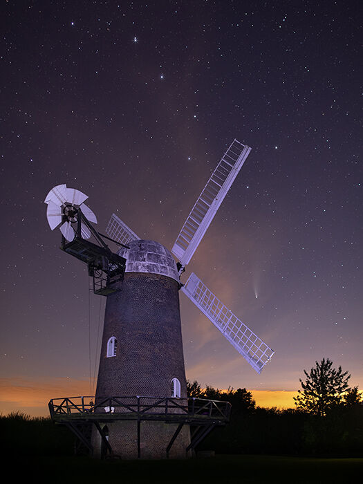 Plough and Windmill