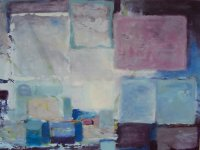Abstract Geometric Paintings. Large.