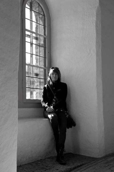 Sitting pretty - Round Tower -