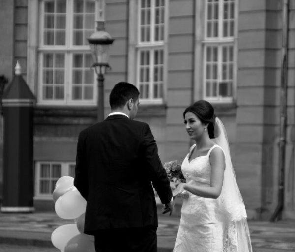 Wedding Amelienborg Palace
