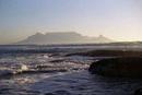 Summer evening from Bloubergstrand