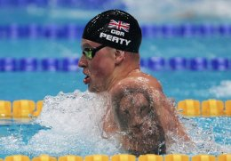 Adam Peaty of GB