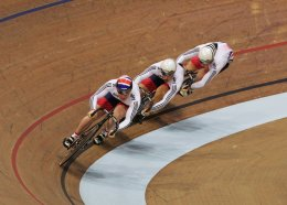 GB Team Pursuit
