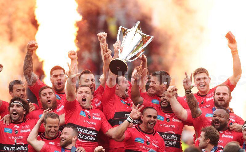 Toulon lift Champions  Cup