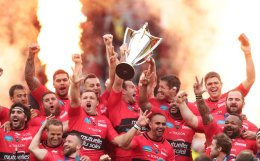 Toulon lift Champions  Cup