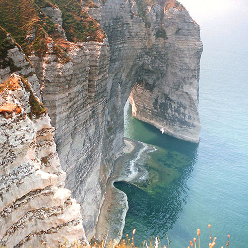 Etretat, Normandy Coast